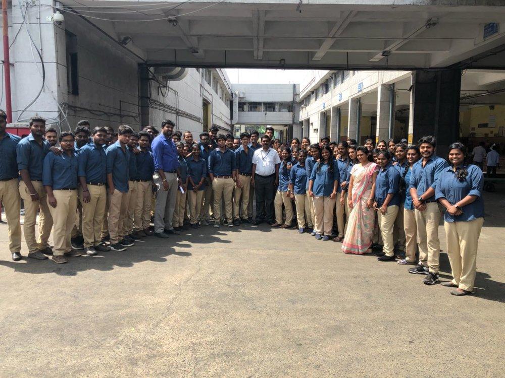 CARGO COMPLEX - CHENNAI AIRPORT
