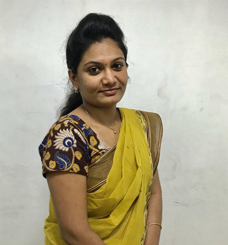 Ms. Rajashree K.C     B.Tech., M.B.A.,