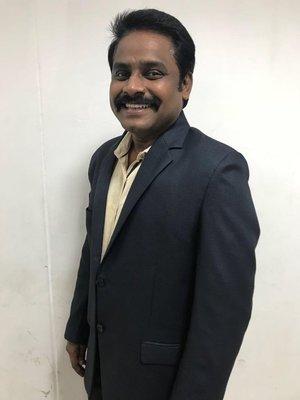 Mr. Rambabu Cherukur         MCom., M.B.A(U.K).,     M.B.A.,PGDFM.,