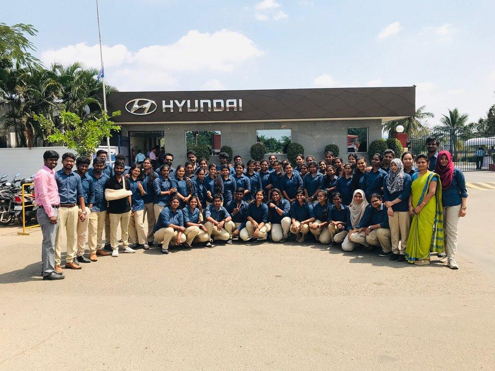 HYUNDAI MOTOR INDIA LIMITED - SRIPERUMPUDUR