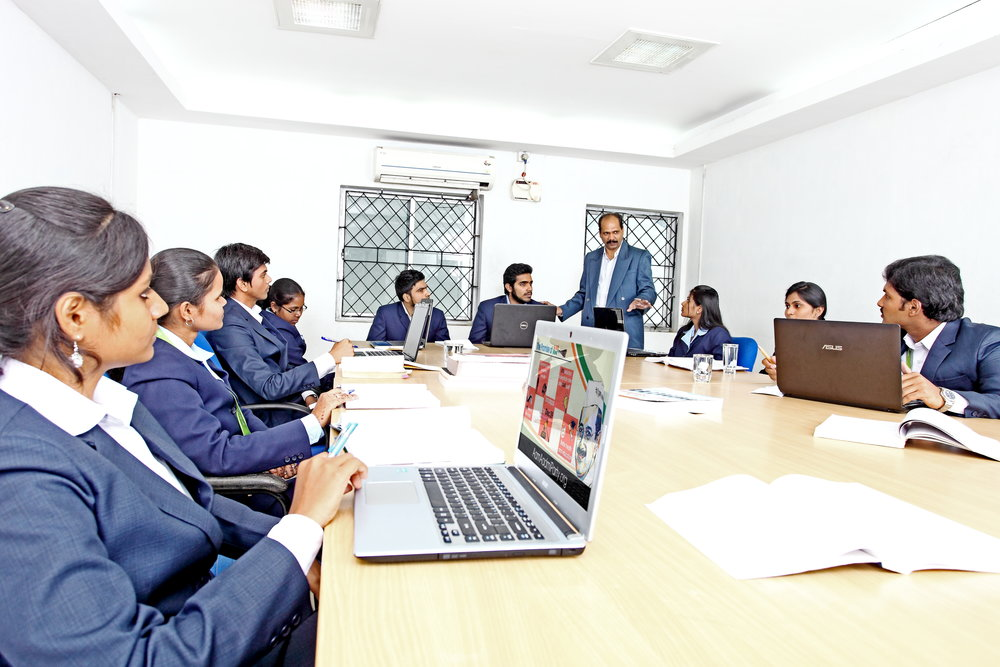 Personality Development and Soft Skills (PDSS) : Students overall personality development and soft skills necessary for personal and professional life are handled.