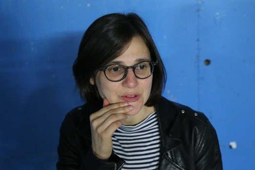 Sarah Rodigari [NSW]
