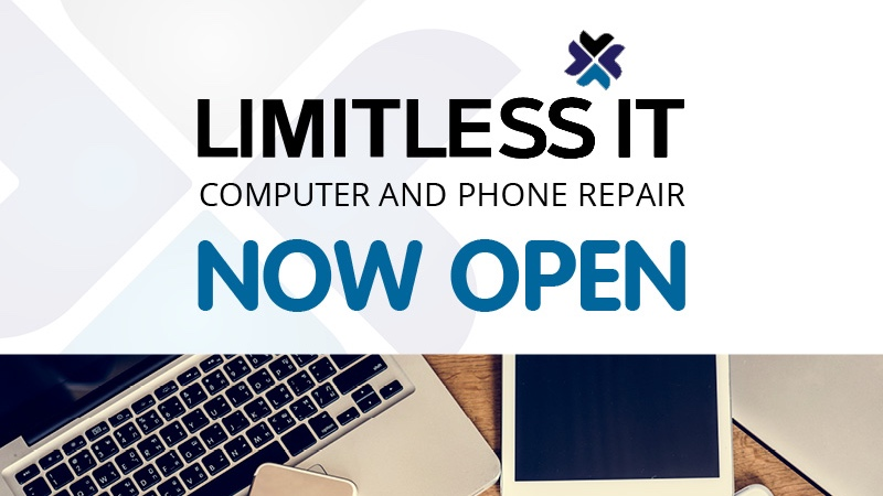LIMITLESS IT - NOW OPEN — Caboolture Square