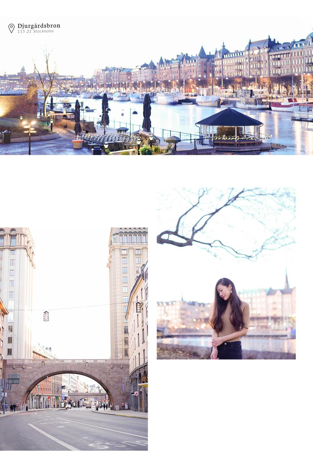 What to do in STOCKHOLM, Sweden? Djurgårsbron