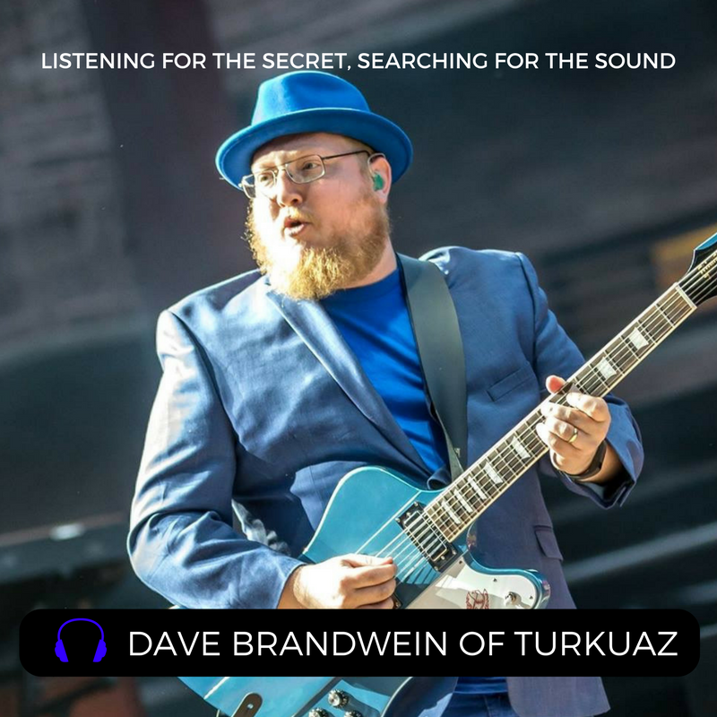 Dave Brandwein of Turkuaz
