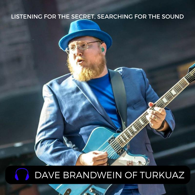 Dave Brandwein of Turkuaz