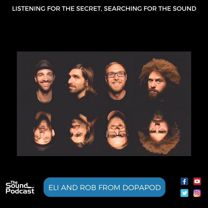 Episode 50: Eli and Rob of Dopapod