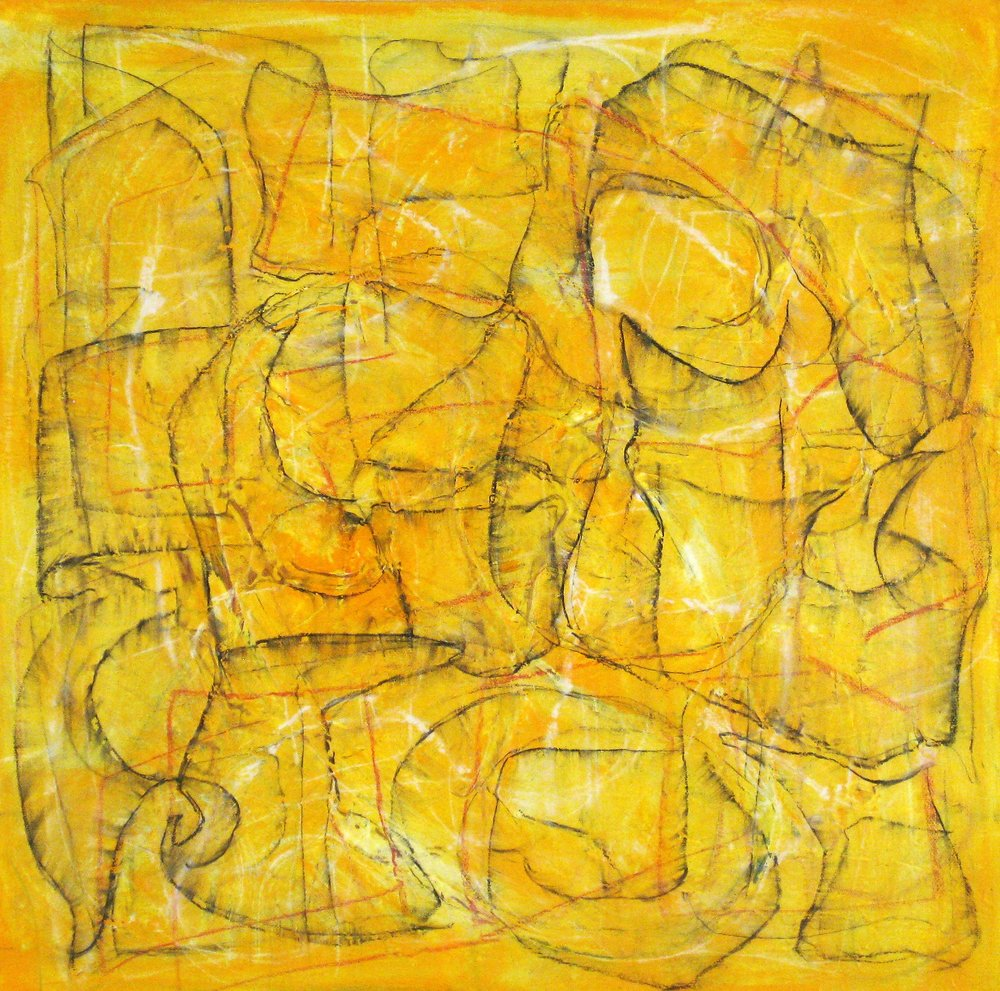 favorite little yellow piece -16x16-2013.jpg