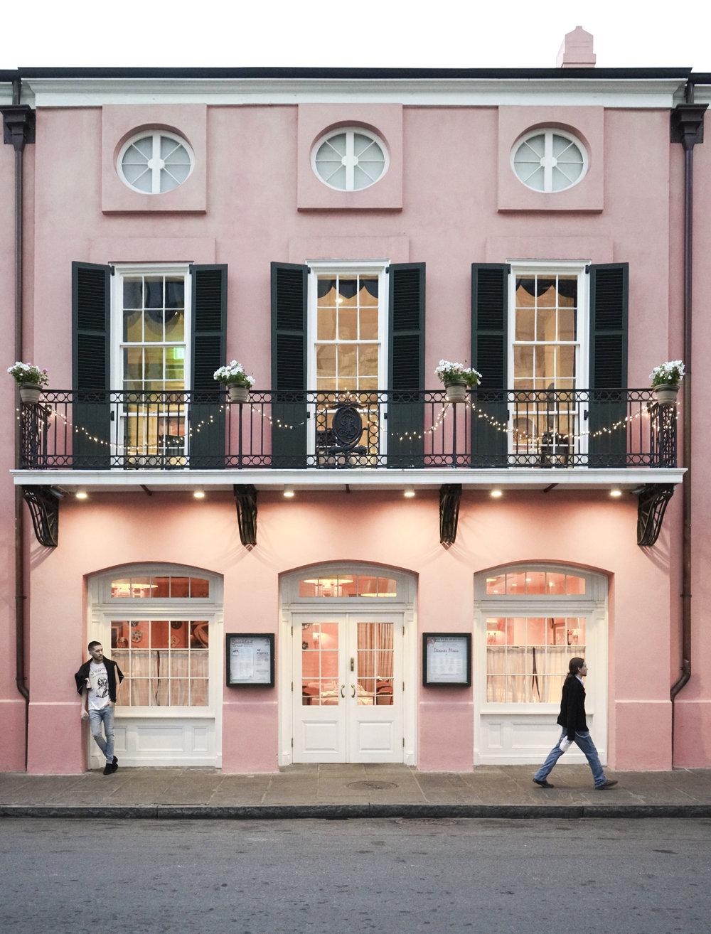 Brennans, New Orleans