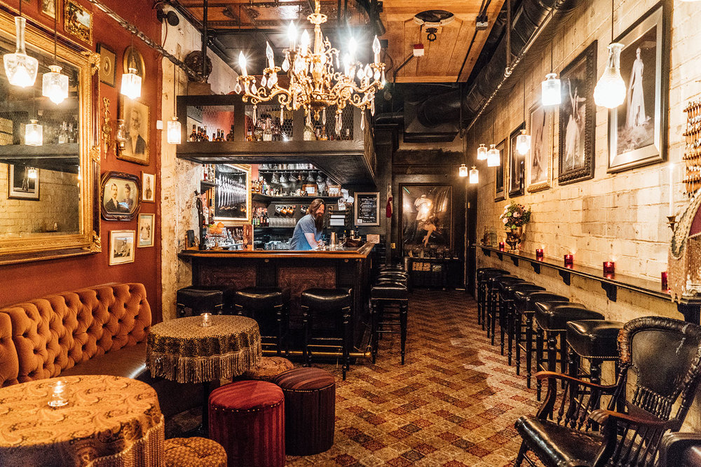 Downtown Las Vegas\' Favorite Speakeasy-Style Bar Unveils a New Menu ...