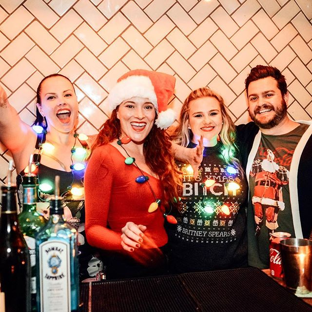 It's Christmas Eve and we just want to take the time to say thank you to all that has supported us and was there to celebrate the holidays together. Special thank you to @unagreen, @bartendingpretty, @annemarie_sagoi, @colincolejd & @melroseumbrellaco for supporting and serving up the best festive holiday cocktails! Can we have them all year round? 🎄