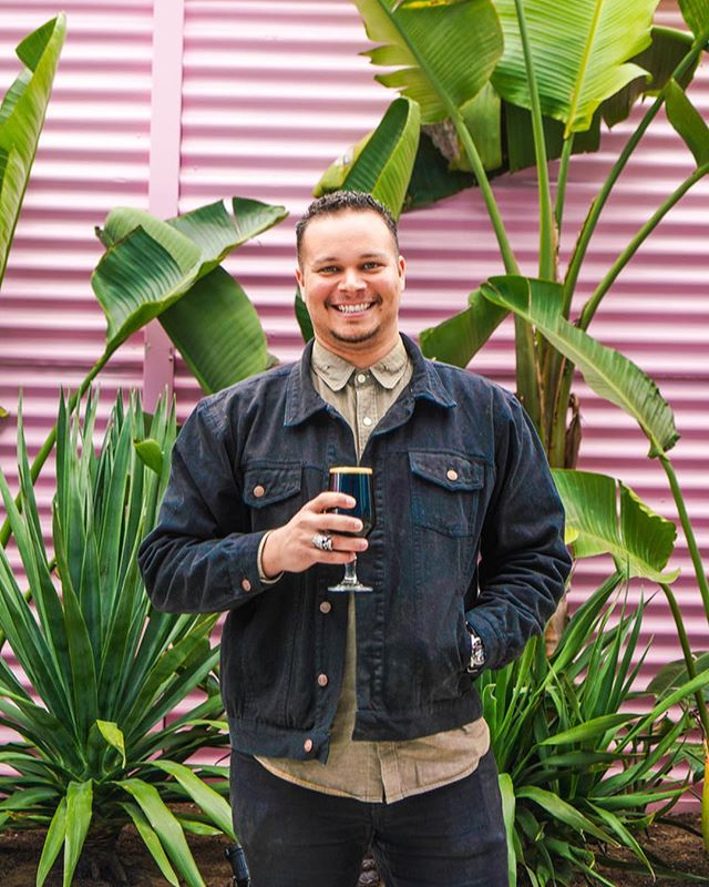 """For the beer menu, what I wanted to do was go hyperlocal with it, so most of it comes from east LA. Out of our 16 taps, all but 4 of them are made in East LA."" says Brandon. ""We have every major Downtown Los Angeles Brewery, everything from Pasadena, to Eagle Rock, and Highland Park -- so basically every craft brewery in east LA, we're carrying."" Brandon mentioned that the four beers on draft that aren't local however, each have a backstory as to why they made the list. ""Artifacts brewing, which is made down in San Clemente, those are guys I actually went to high school with,"" says Brandon. ""So I made Flynn try their beer years and years ago -- it's called Unicorn Juice and now it's by far his favorite."" Learn more about these creative gentlemen and their brainchild @hightidedtla in this month's issue of @ladowntowner!"