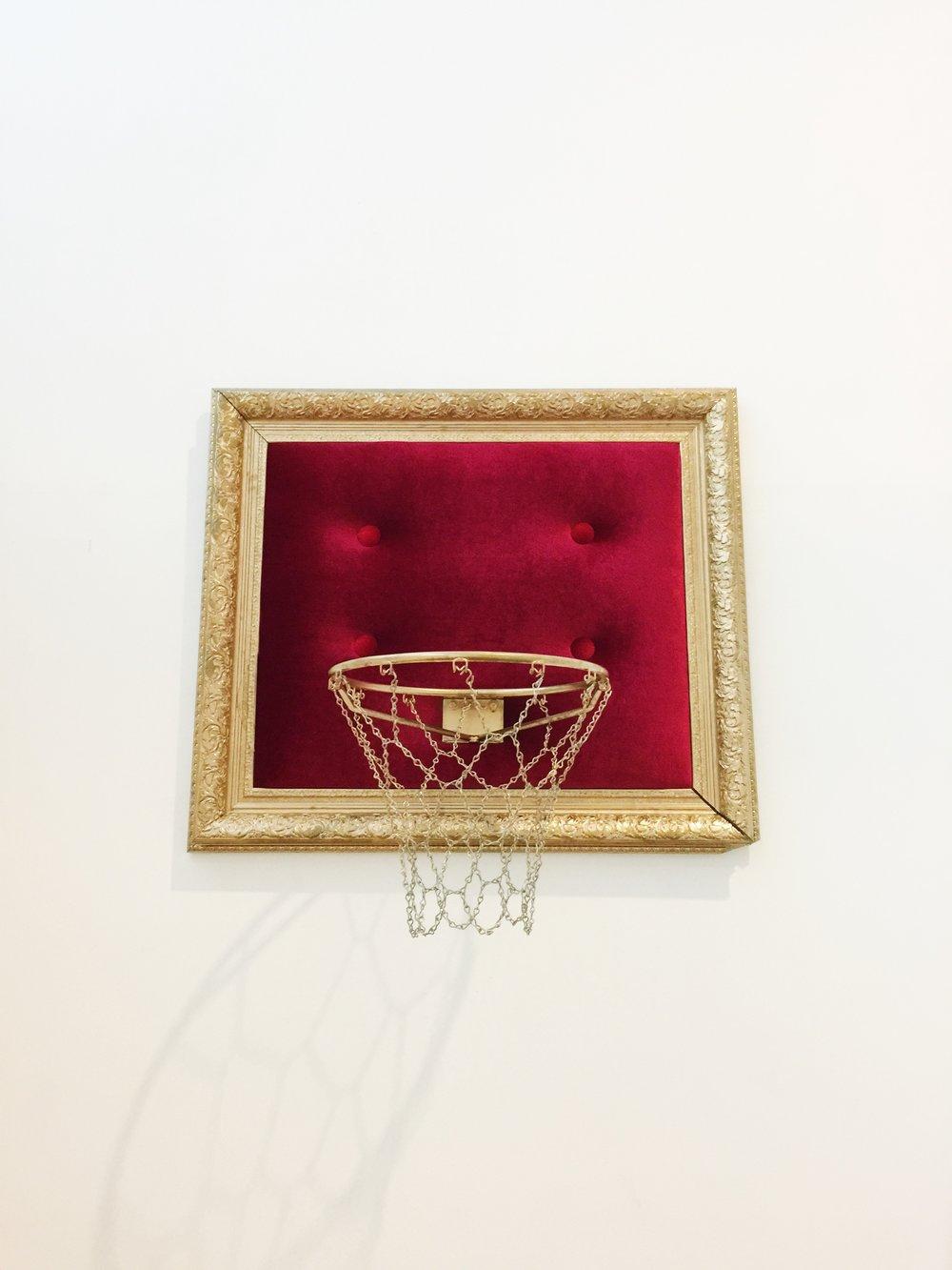 Hoop Dreams 64 x 40 in.