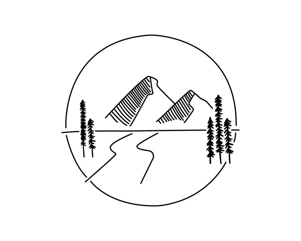 Digital illustration for the front