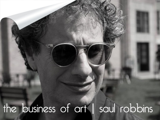 Saul Robbins. Photo courtesy of artist.