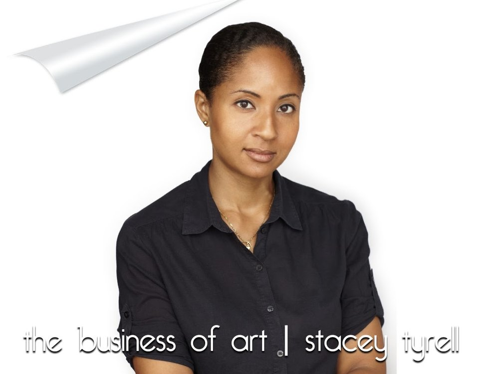 Stacey Tyrell. Photo courtesy of artist.