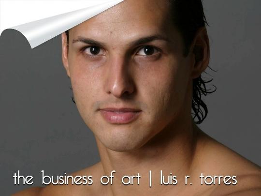 Luis R. Torres. Photo courtesy of The Washington Ballet.