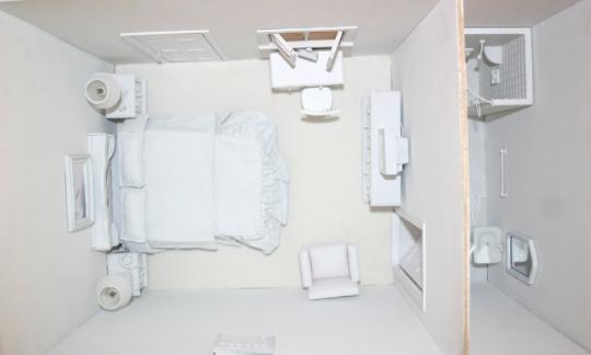 Motel/Possibilities ,  original artwork by Bethany Engstrom