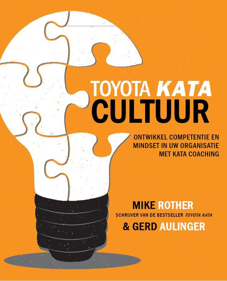 Toyota Kata cultuur Mike Rother