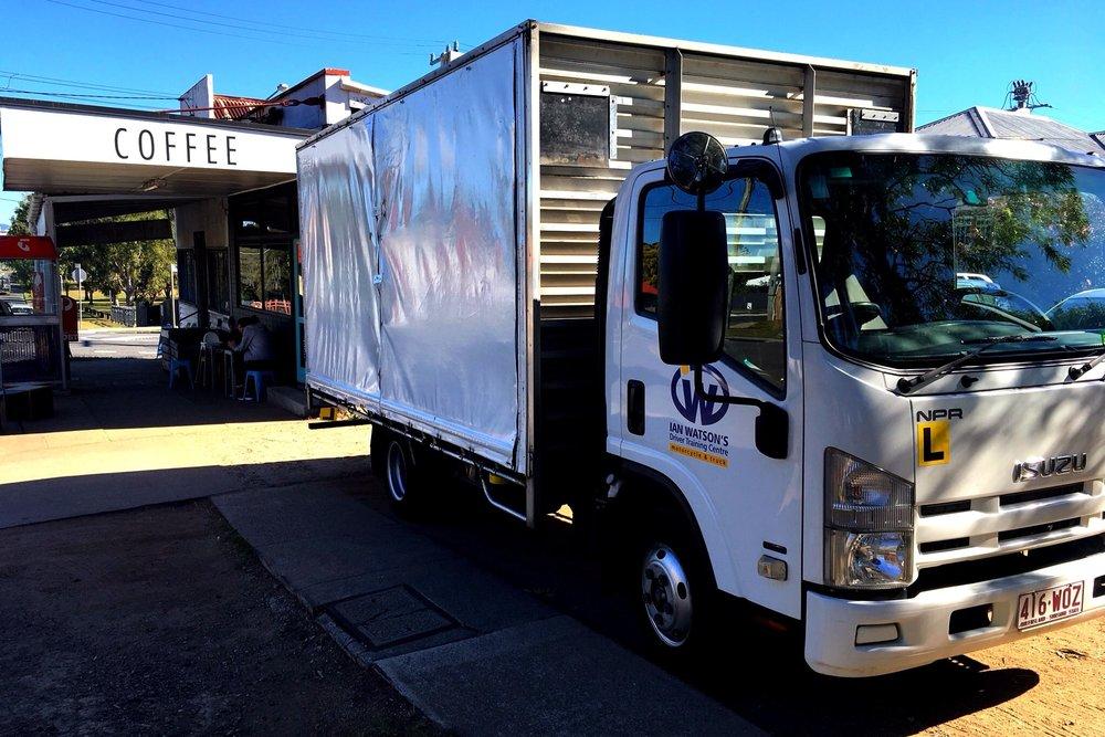 Cheap Truck Driving School - Light Rigid