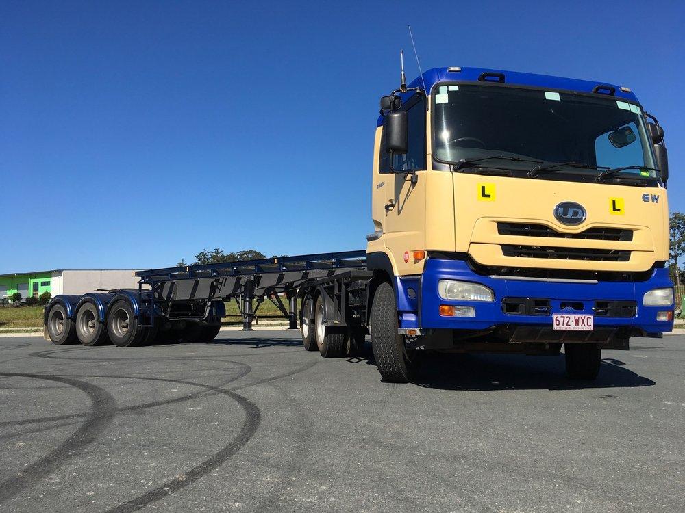 Brisbane Truck School HC Licence
