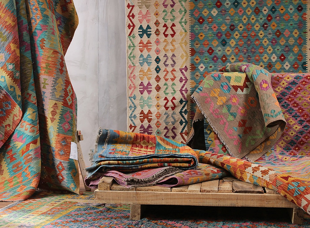 Kilim Unique - One of a Kind