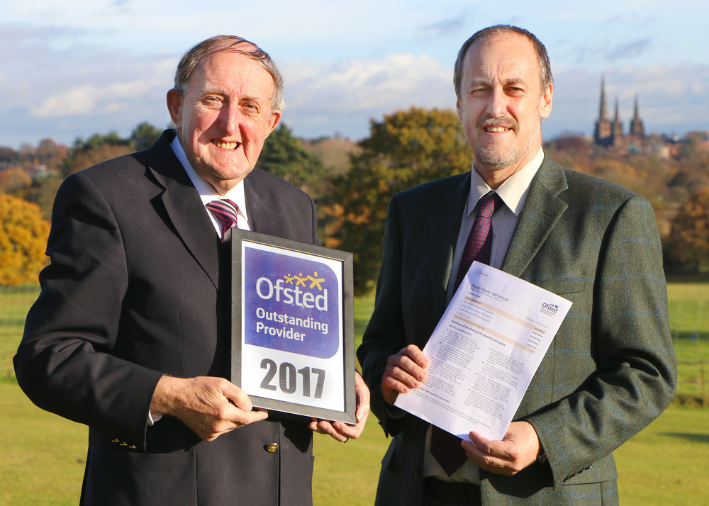 Outstanding Ofsted Report -