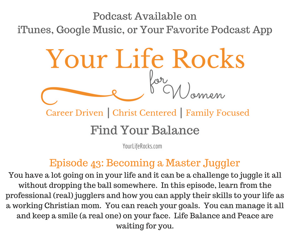 Episode 43: Becoming a Master Juggler