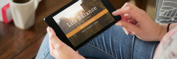 Podcast Sponsor: Life Balance Membership    Start your free 7-Day trial today!