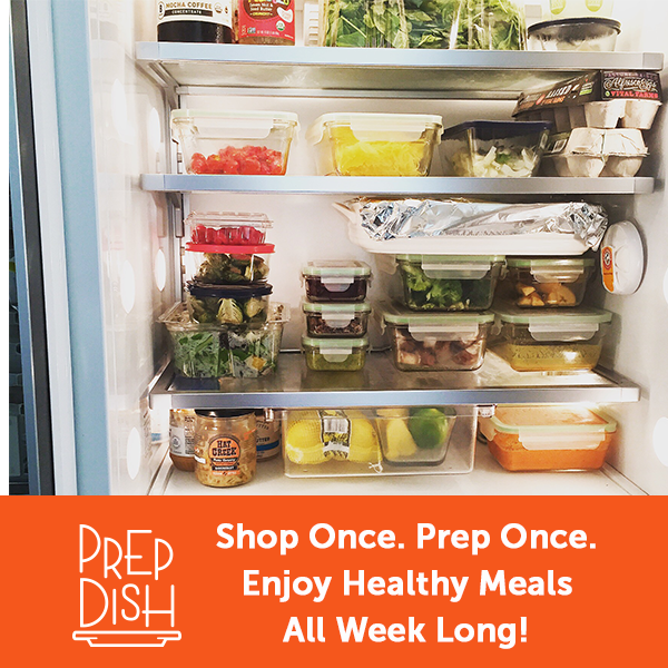 Prep Dish is a healthy subscription-based meal planning service. When you sign up, you'll receive an email every week with a grocery list and instructions for prepping your meals ahead of time. After only 1-3 hours of prepping on the weekend, you'll have all of your meals ready for the entire week. You'll save time and have amazingly delicious meals like Smoky Paprika Chicken Legs with a Trio of Roasted Vegetables or Turkey & Zucchini Lasagna. And, the founder, Allison is offering listeners a free 2-week trial to try it out. You can't beat that. Check out  PrepDish.com/ylr  for this amazing deal!