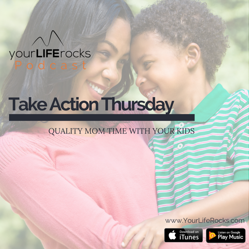 Episode 105:  3 Ways to Increase Quality Mom Time with Your Kids