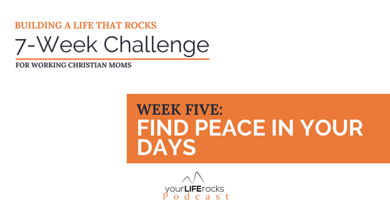 7-Week Challenge: Find Peace in Your Days