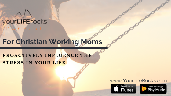Episode 152: Proactively Influence the Stress in your Life