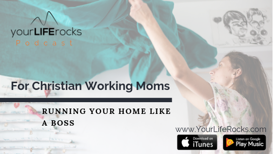 Episode 156: Running Your Home like a Boss