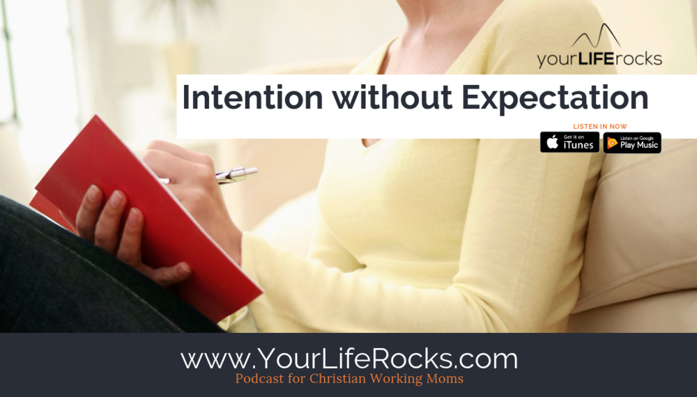 your life rocks intention