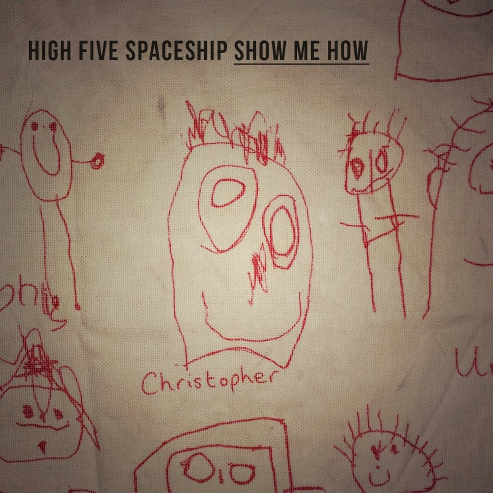 Show Me How by High Five Spaceship, the EP Future Bing is working on in the original series