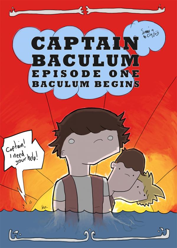 Episode 1:  Baculum Begins