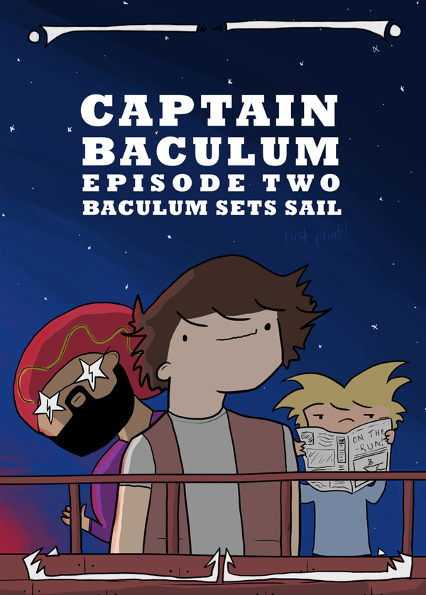 Episode 2: Baculum Sets Sail