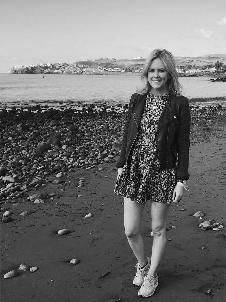 Cassie Stokes   Television Presenter   Instagram  |  Twitter