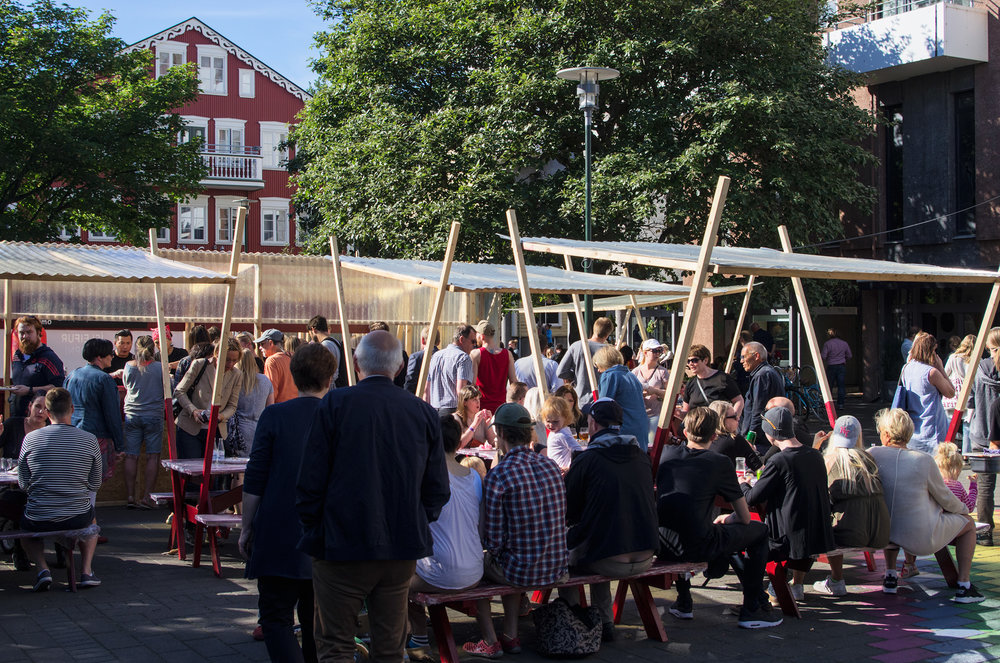 Krás Street Food Market – Reykjavík (IS)