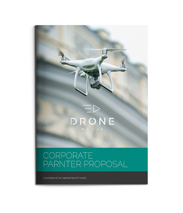 drone media corporate partner proposal