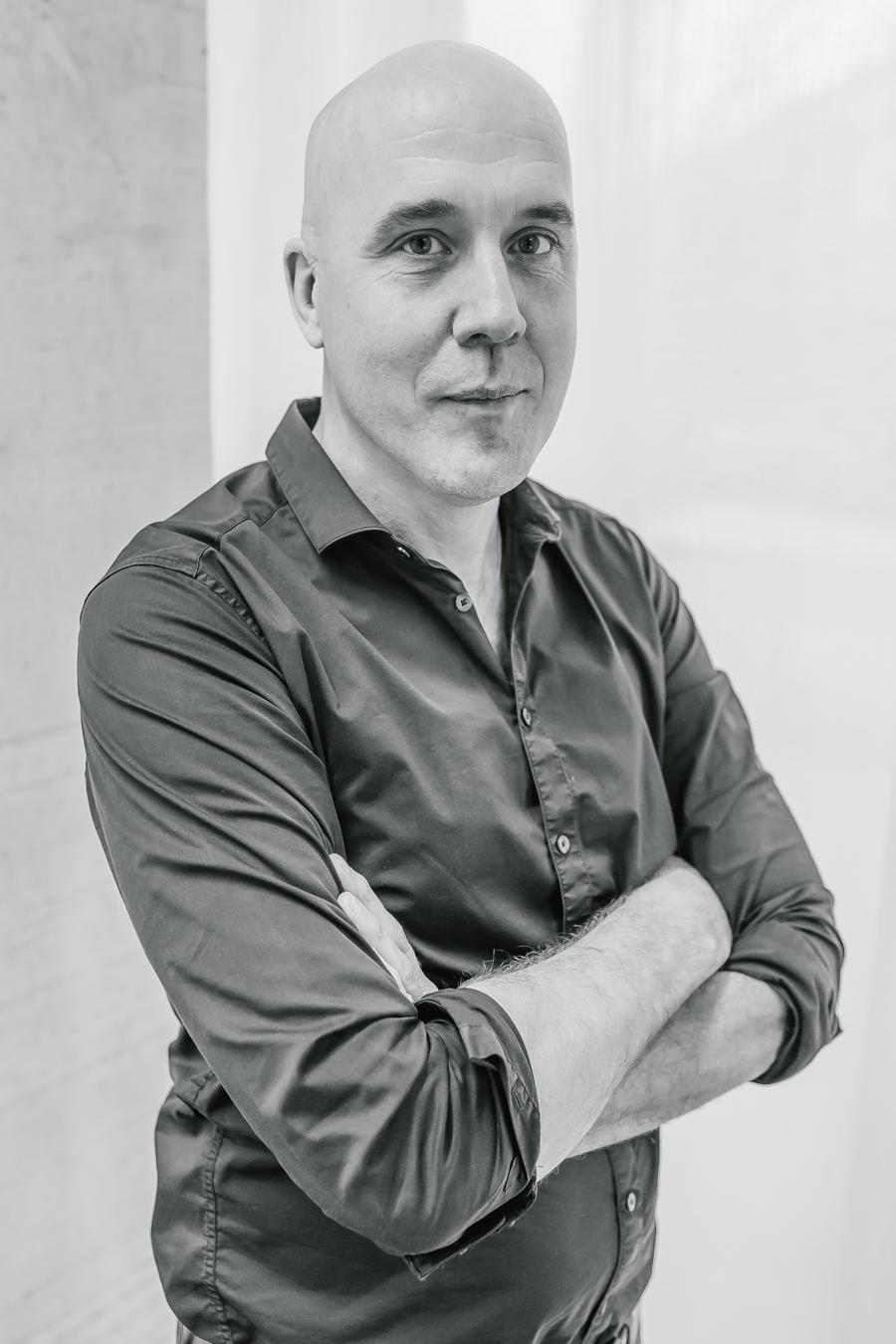 Nisse Hassellöf | arkitekt MSA | delägare 031 - 303 44 02  nisse@qpg.se