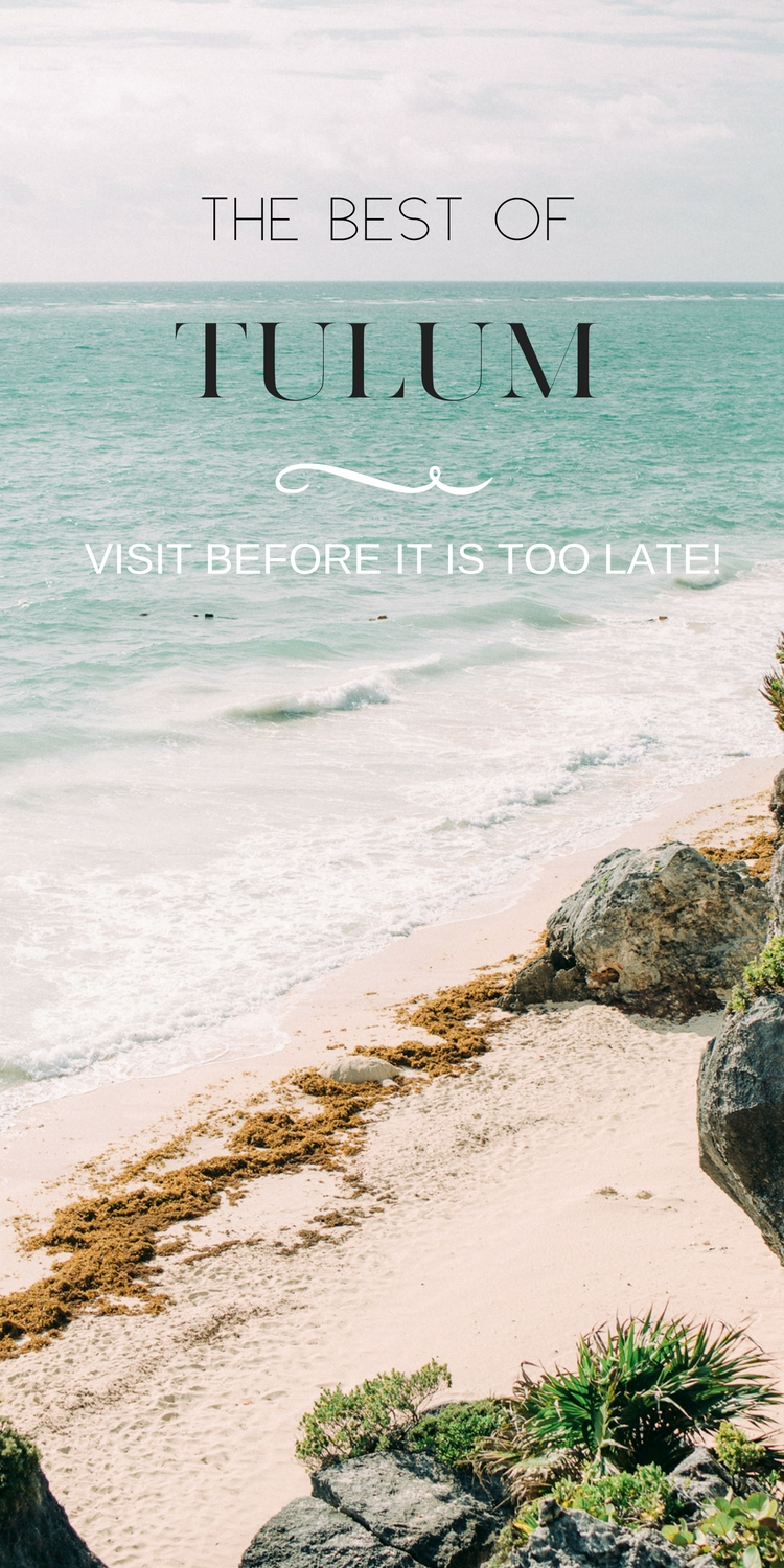Tulum travel tips for creative minds. Lots of photos and what to do. Tulum is the place to be at the moment!