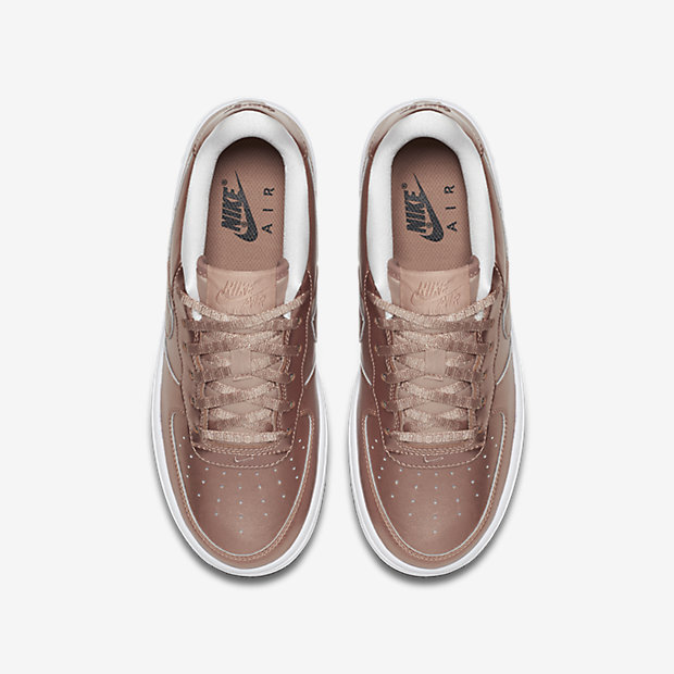 Rose gold junior sneakers