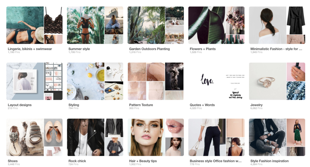 Pinterest tips on beautiful boards by Nellaino