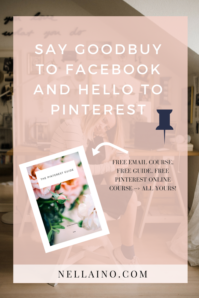 Pinterest strategist Nellaino. Create your perfect Pinterest strategy and start seeing results. #pintereststrategy #pinteresthelp #pinterestmarketing #socialmediamarketing
