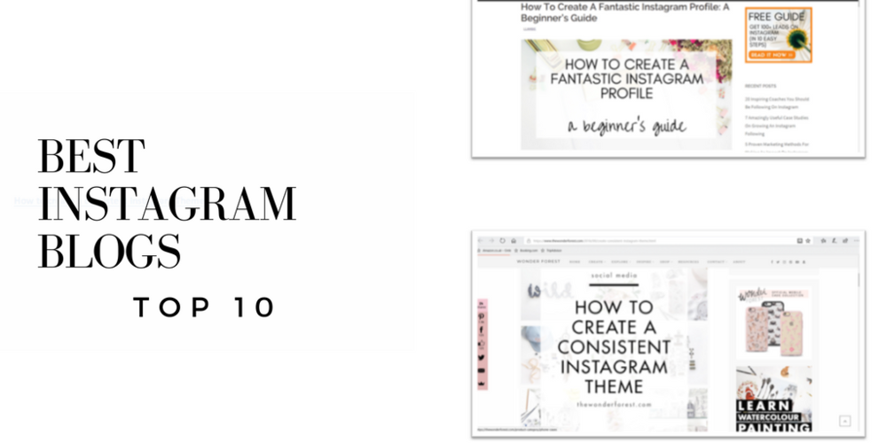 Top 10 best Instagram blogs to help with your Instagram marketing. www.nellaino.com%2Fblog.png