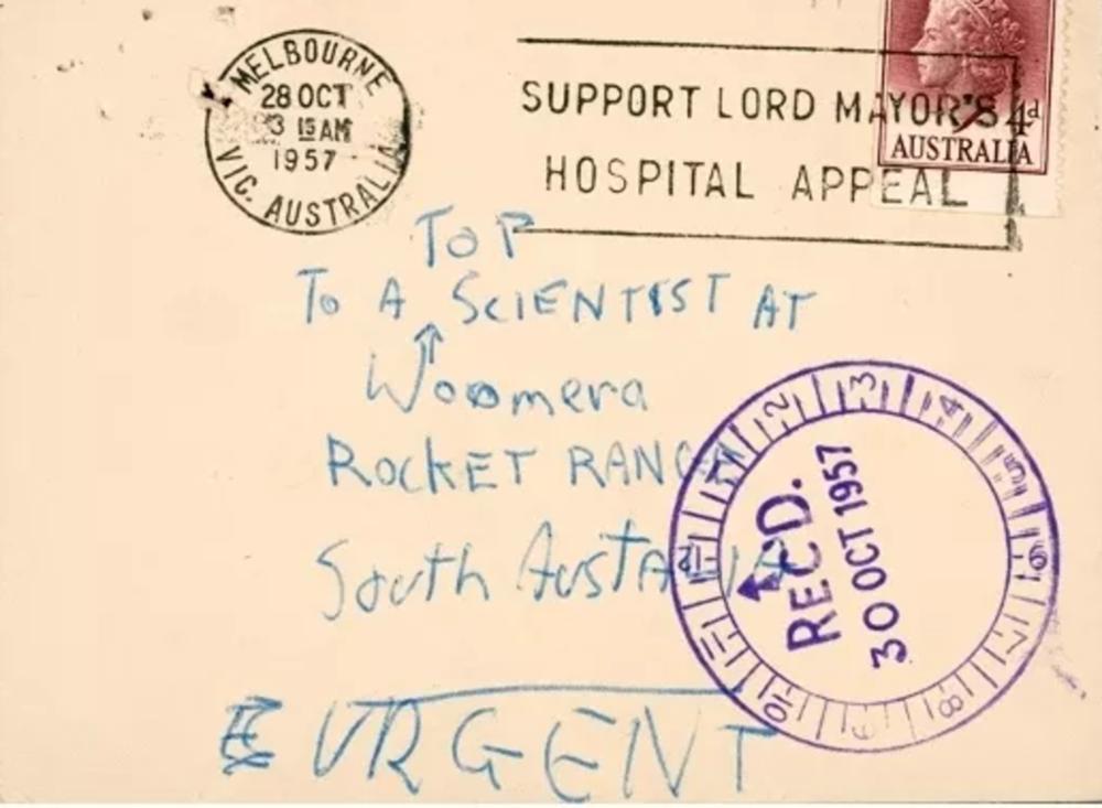 Denis Cox letter