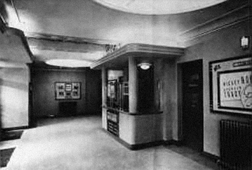 THe Rex Foyer 1971