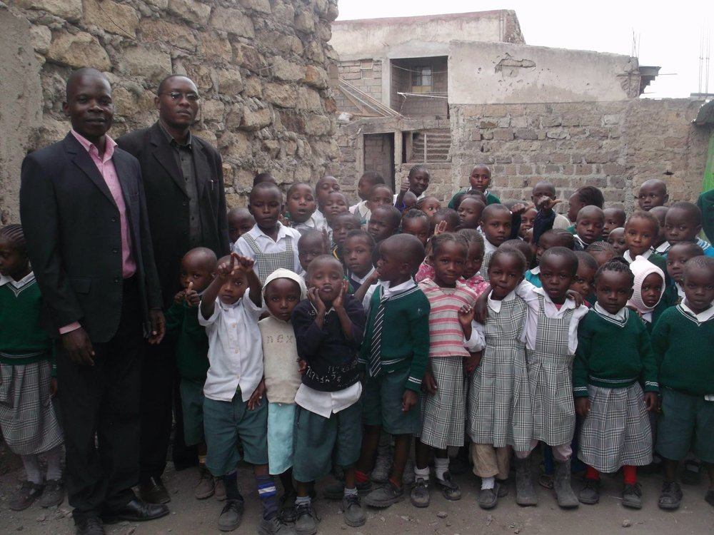 SOWETO ORPHANAGE & WIDOW CENTER  - Pastor Wekesa